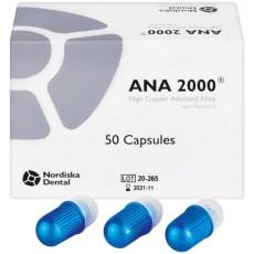 Amalgam ANA 2000 HCAA kapsle č. 2 - 600 mg, 50 ks
