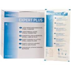 Rukavice Unigloves Expert Plus, bez pudru, hypoalergenní, 7,5 - 1 pár sterilní