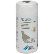 Durr FD 350 Classic, dezinfekční ubrousky, náhradní náplň 110ks