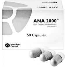 Amalgam ANA 2000 HCAA kapsle č. 3 - 800 mg, 50 ks
