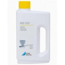 Durr MD 535 2,5 l hotový roztok k odstranění sádry