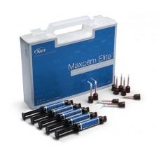 MaxCem Elite Standard sada, 5x 5 g, 56 ks koncovek