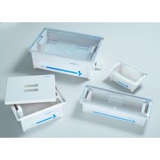 Vana pro dezinfekci nástrojů - 30 l bílé víko bez výpustného kohoutu