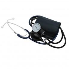 Hodinkový jednohadicový tonometr, 50 mm + zabudovaný fonendoskop