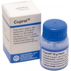 Cupral 15 g pasty v lahvičce