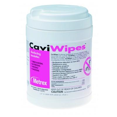 CaviWipes, dezinfekční ubrousky, dóza, 160 ks