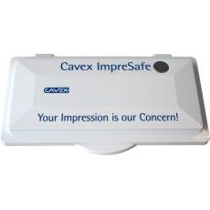 Cavex ImpreSafe kontejner  - vana na dezinf. otisků, (30,9x15,4x9,9 cm)