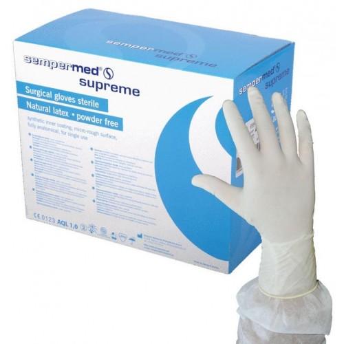 Chirurgické rukavice Sempermed Supreme vel. 8 1b906d5585