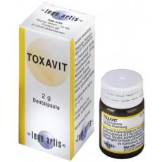 TOXAVIT 2g (skladovat při teplotě 2 - 8 °C), kód SUKL - 0232625, LP ve specifickém léčebném programu