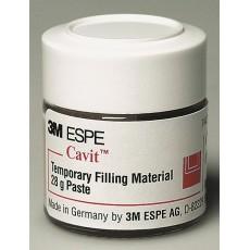 Cavit - běžné balení ve skleničce 28 g - růžový/červený  *