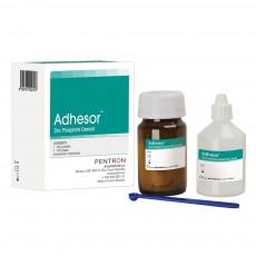 ADHESOR, 80g prášek bílý + 55g tekutina Normal