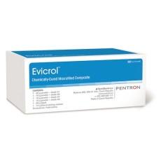 Evicrol 40g PLV základní odstín, 3x 10 g PLV doplňkový odstín  28g LIQ